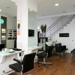 Friseur-Salon